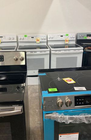 Stoves And Ovens LG/GE/WHIRLPOOL 92 for Sale in Houston, TX