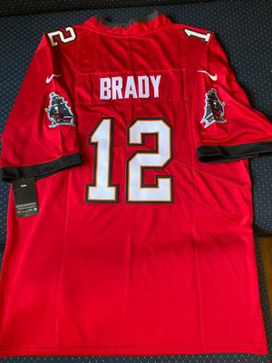 Tom Brady - Tampa Bay Buccaneers L (check my other jerseys) for Sale in Schaumburg, IL