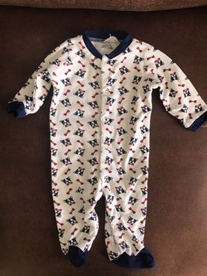 Boutique French Bulldog Sleeper Onesie for Sale in Chandler, AZ
