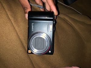 Panasonic LUMIX DMC-ZS6 12.1MP Digital Camera - Black for Sale in Atlanta, GA