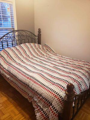 Bed frame only for Sale in Nashville, TN