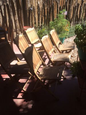 Six Antique / Vintage Folding Chairs for Sale in Albuquerque, NM