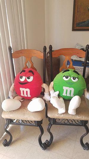 MNM stuffed animals for Sale in Las Vegas, NV