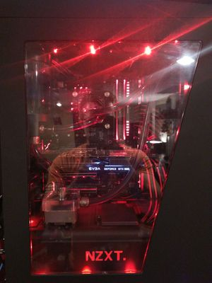 Tastefully built gaming computer for Sale in Madison Heights, MI