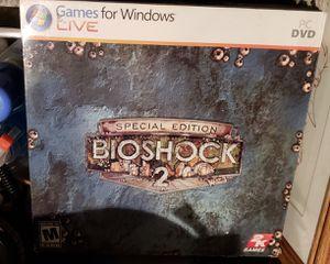 Bioshock 2 Collectors Edition - PC for Sale in Santa Monica, CA