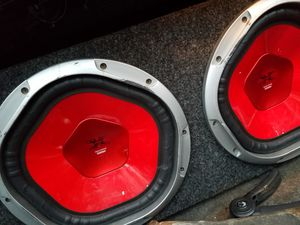 "Dual 12"" MTX Subs for Sale in San Francisco, CA"