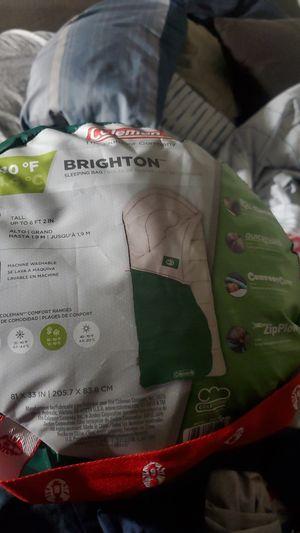 BRIGHTON SLEEPING BAG for Sale in Sacramento, CA