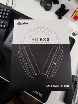 Sennheiser Headphones HD6XX HD650 HD 650 6XX for Sale in Monterey Park, CA