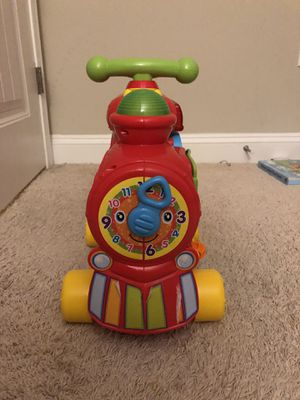 VTech Sit-to-Stand Ultimate Alphabet Train for Sale in Durham, NC