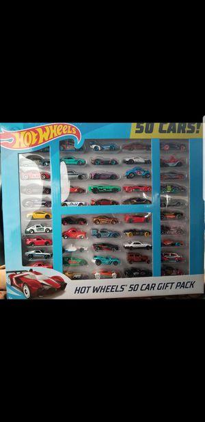 Hot wheels 50 cars gift pack for Sale in Norfolk, VA