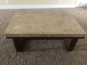 Marble Coffee Table $65 for Sale in Murfreesboro, TN