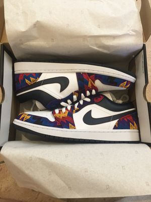 Jordan 1 low 'Nothing But Net' size 10.5 brand new in box for Sale in San Diego, CA