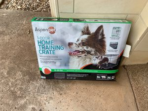 Dog crate for15-30 pound dog for Sale in Austin, TX