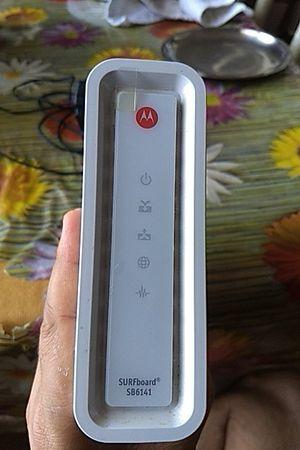 Motorola surfboard S86141 modem for Sale in Edison, NJ