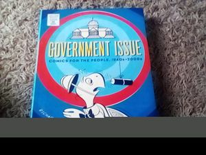 Government issue comics for the people for Sale in West Union, WV