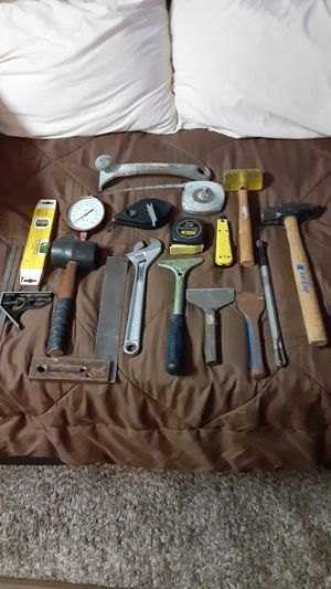 Tools 17 misc. Selling all NOT separate.price firm for Sale in San Diego, CA
