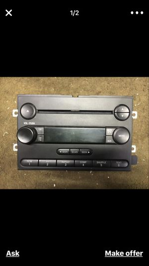 2008 F150 Factory Stereo with CD for Sale in Pasadena, MD