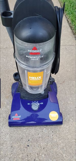 bissell powerforce bagless vacuum cleaner. for Sale in Fort Worth, TX
