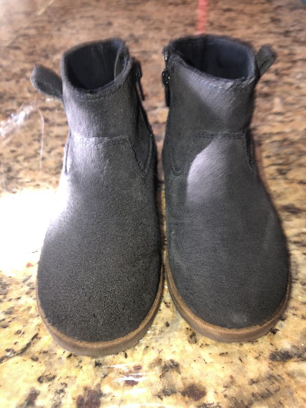 Zara Kids Boots Toddler Girls Size 23 ( US 7-7.5)