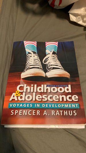Child Development Book for Sale in Ontario, CA