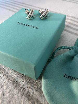 Tiffany and Company Cuff Links for Sale in Charleroi, PA