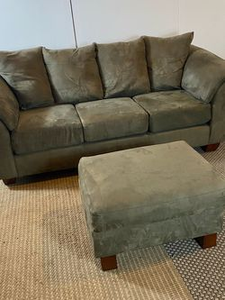 Couch Sofa And Ottoman *Free Delivery* for Sale in Cherry Hill,  NJ