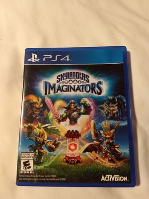 Skylanders Imaginators PS4 for Sale in Bloomington, IL