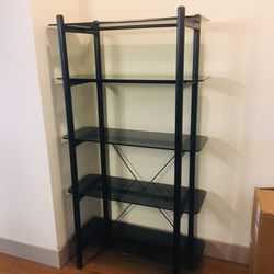Glass Book Shelf for Sale in Austin,  TX