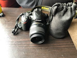Nikon D3200 W lenses for Sale in Vallejo, CA