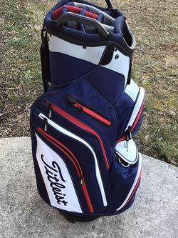 Titleist golf cart bag for Sale in Falls Church,  VA