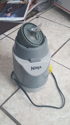 Ninja blender for Sale in Fort Lauderdale, FL