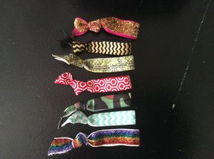 Elastic hair ties for Sale in Crofton, MD