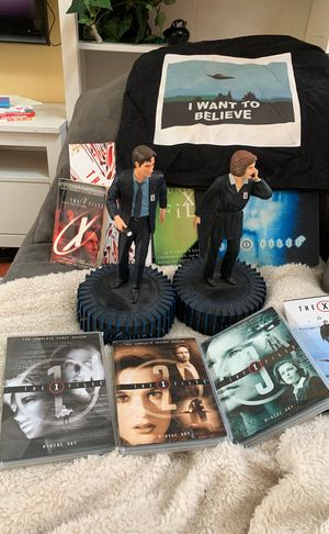 XFILES THINGS 90s toys action figures collectibles for Sale in Portland, OR