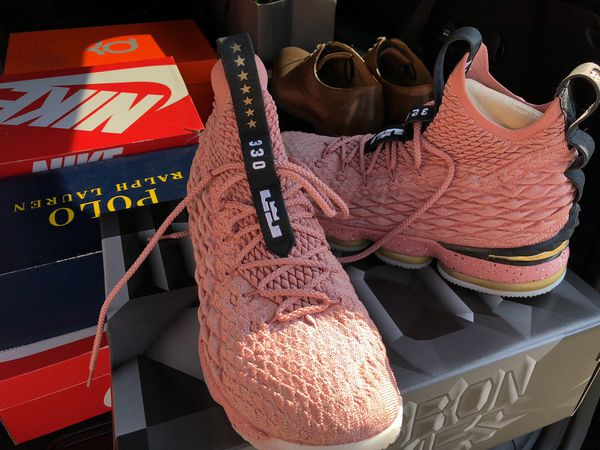 950f6ded444 Lebron 15 Hollywood for Sale in Newark