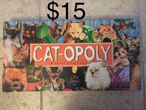 Cat-topology Board Game for Sale in Altamonte Springs, FL