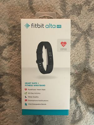BRAND NEW Fitbit Alta Fitness Tracker for Sale in Salida, CA