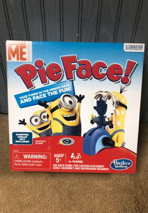 Brand new Pie Face! Kids game for Sale in East Meadow, NY