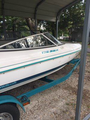 1997 wellcraft ssx excel speed boat for Sale in Morris, IL