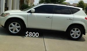 Nothing/Wrong. 2O03 Nissan Murano AWDWheels for Sale in Anchorage, AK