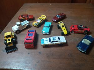 Old Hotwheel and Matchbox cars for Sale in Plant City, FL