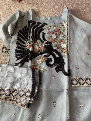 Cotton net suit latest for Sale in Manassas, VA