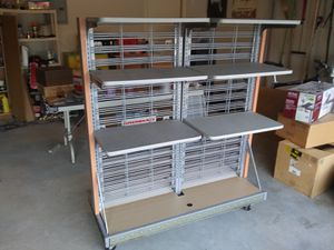 Mobile Display Shelves for Sale in San Antonio, TX