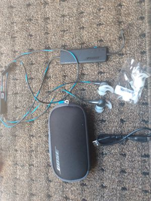 Bose qc20 quiet earbuds for Sale in Oakland, CA