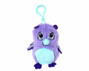 New Hatchimals Clip on Plush Doll Purple & Blue for Sale in East Brunswick, NJ
