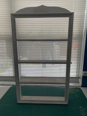 Wall Mounted Display Case for Sale in Tarpon Springs, FL