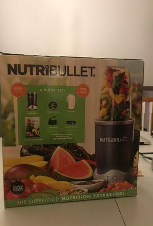 Like NEW NutriBullet Blender for Sale in Blaine, MN
