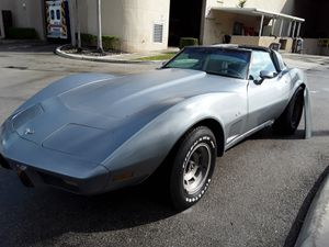 1979 Chevy Corvette matching numbers project car for Sale in Coconut Creek, FL