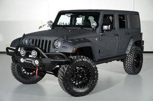 "Brand New 20"" LRG Off-Road wheels 5x5 Jeep Wrangler Rubicon Sahara Gladiator Cherokee for Sale in Culver City, CA"