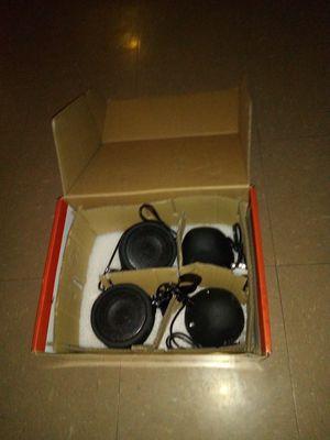 Boss audio. Bluetooth speakers.. Motorbike, scooter for Sale in Las Vegas, NV