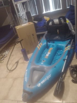 2 Sevylor single inflatable katak for Sale in Tampa, FL